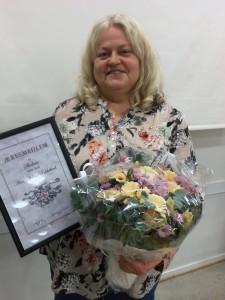 Nytt æresmedlem: Ann-Helen Bakkelund